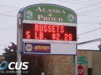Alaska & Proud