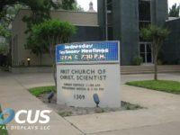 First Church Scientist