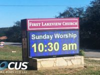 First Lakeview Church