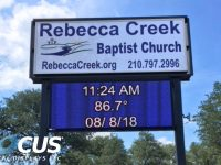 Rebecca Creek Baptist