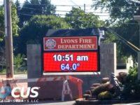 Lyons Fire Dept